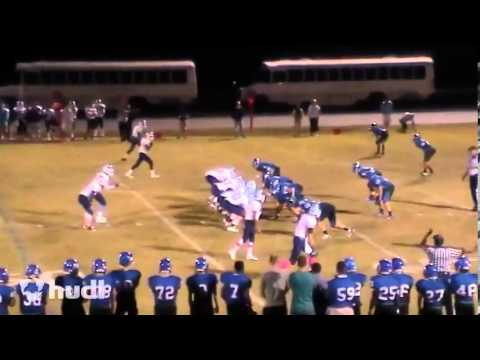 Carter McLellan- LB #60 Lake Norman Charter High School (NC)