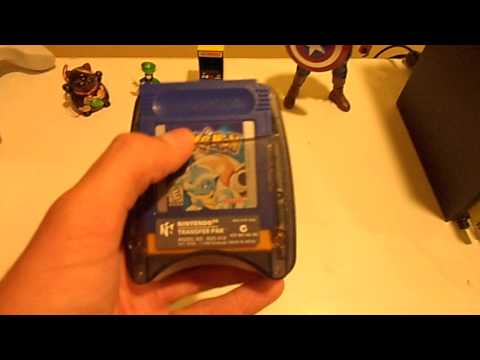 The Nerd Cave - The Nerd Cave #40 - N64 Transfer Pak Review