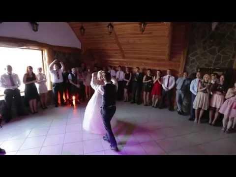 Pierwszy Taniec Salsa Iza I Marcin Iwkowa 07.06.2014 Bacówka Biały Jeleń