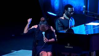 "Anita Baker performing ""Angel""  live at DPAC - 6/5/2018"