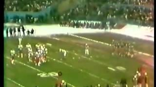 1977  RAMS vs BROWNS part 1