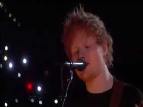 Ed Sheeran   Lego House Live Billboard Music Awards 2013