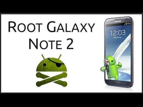 Como fazer Root Galaxy Note 2 N7100 - Fácil. Rápido e Seguro