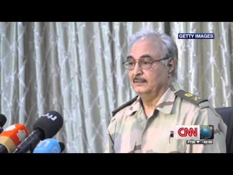 Libya Entanglement: Ex-Langley Affiliate Khalifa Haftar Leads Anti-Islamist Uprising