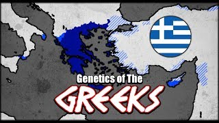 Genetics of the Greeks: European or Middle Eastern?