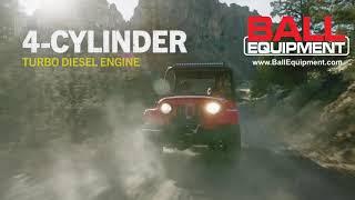 Mahindra ROXOR Turbo Diesel Off-Road Vehicles at Ball Equipment