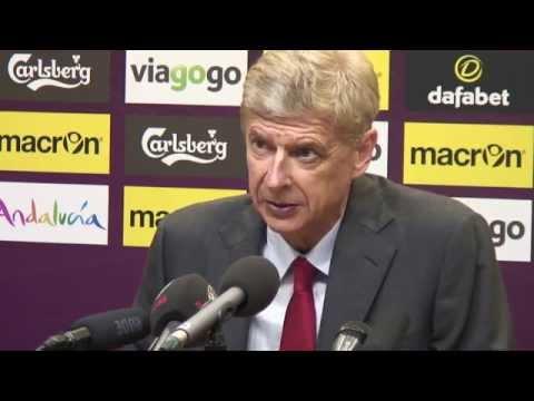 Arsene Wenger zufrieden: