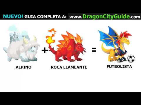 Watch Dragon City Como Hacer Al Dragon Fuego Fresquito Al Dragon Futbolista Y Al Dragon Chicle