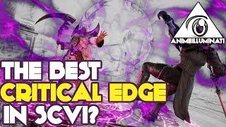 [#SCVI] The Best Critical Edge In SCVI? SHK (Zasalamel) vs Kaibutsu (Azwel)