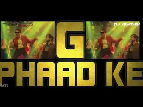 G Phad Ke - (remix) - Dj Abhishek | Abhishek Pawar Visuals video