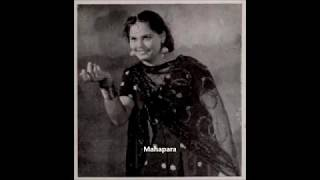 MOHINI (1947) -  Meri mast aankhon se  - Munawwar Sultana