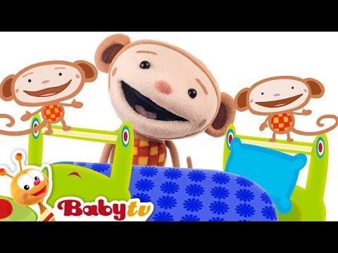 Cinco pequeños monos - BabyTV Español