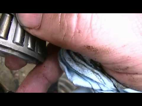 Grampa's Garage #119 Pt II RV axle and bearing service
