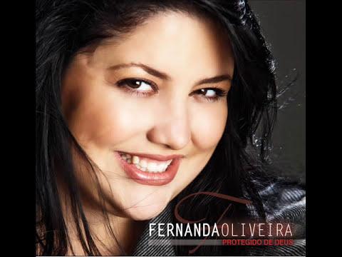 Cantora Fernanda Oliveira (Protegido de Deus)