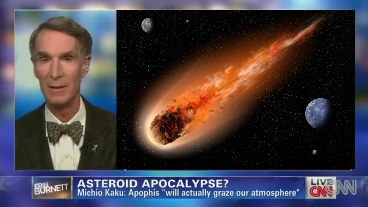 Asteroid Hitting an Asteroid is Going to Hit
