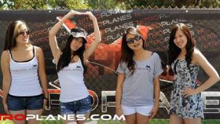 Nitroplanes at the Electric Jamboree Fun Fly in Whittier Narrows Aug 14th