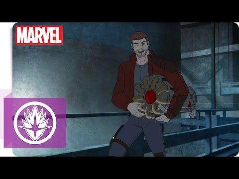 Guardians Of The Galaxy - Geheimakte: Star-Lord gegen Modok   Marvel HQ Deutschland