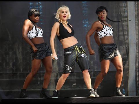 Rita Ora Live at Made in America Festival 2014 Full Concert