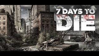 7 Days to Die Dark Survival #2- Mines!