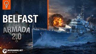 World of Warships - Armada: HMS Belfast