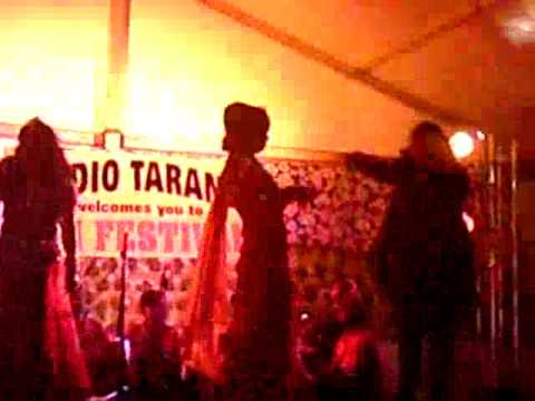 Radio Tarana Fiji Festival 2010 Hurricane Bibi & Bijuria # 2