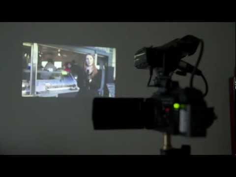 Sony HXR-NX30E video review by SPARKY FILM Ltd