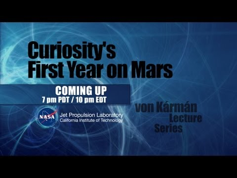 Curiosity's First Year on Mars