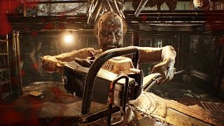 Resident Evil 7: Jack Baker Boss Fight (2nd Encounter) (1080p 60fps)