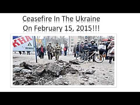 Putin | Ceasefire In Ukraine | Ceasefire Deal Reached Starts On February 15, 2015!!!