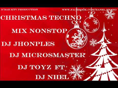 Christmas Technomix Nonstop Dj Jhonples Dj Microsmasher Dj Toyz Ft. Dj Nhel video