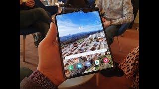Samsung Galaxy Fold : le futur du smartphone