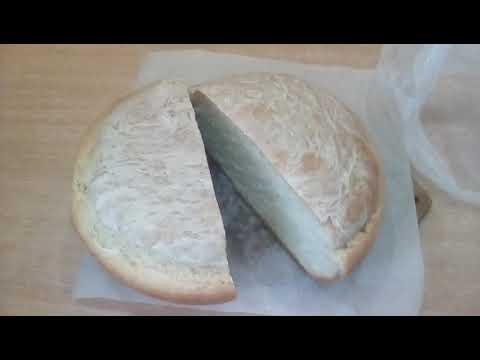 Домашний хлеб (дрожжевой)