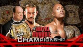 WWE: Royal Rumble 2013 - Full Match Card ᴴᴰ