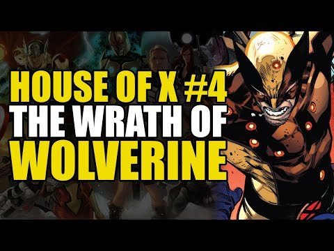 X-Men House Of X Part 4: The Wrath Of Wolverine | Comics Explained