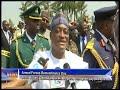 Armed Forces Remembrance Day: Pres. Buhari, Osinbajo, Saraki, Dogara, Onnoghen Lay Wreaths