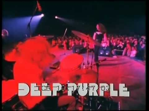 Deep Purple 's Stormbringer - The original TV clip from German TV in  January 1975