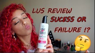 LUS Curly Hair Review - Curly Hair Must Have!?