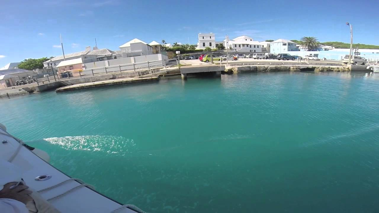 Bermuda fishing end of the day youtube for Fishing in bermuda