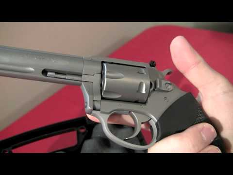 Charter Arms Pathfinder 22 Magnum Revolver Short Overview - Crucible Arms