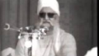 Sant Baba Isher Singh (Rara Sahib) - Eastham 26-7-75