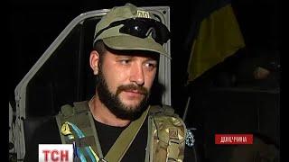У річницю звільнення Піски пережили потужну артилерійську атаку - (видео)