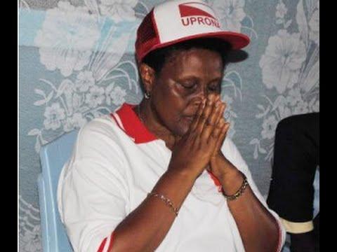 Burundi:Débat insolite,Concilie Nibigira et Evariste Ngayimpenda de l