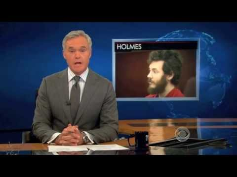 Colorado Theater Shooter Pleading Insanity, James Holmes