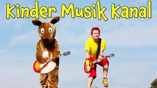 kids songs in German ♫ children's music
