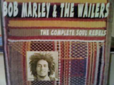 Bob Marley - BOB MARLEY & THE WAILERS  No water can quench my thirst