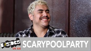 B-Sides On-Air: Interview - Scarypoolparty aka Alejandro Aranda Talks Nine Inch Nails, American Idol