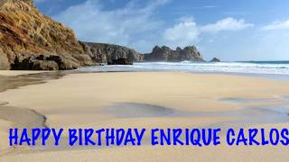 Enrique Carlos   Beaches Playas - Happy Birthday
