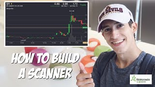 How To Build A Stock Scanner To Find The Best Penny Stocks | TD Ameritrade TOS