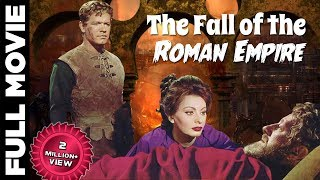The Fall of the Roman Empire | Hollywood Movie | Sophia Loren, Stephen Boyd