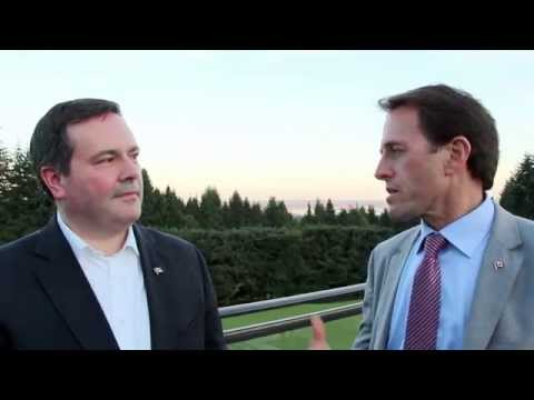 Profiling People and Places - Minister Jason Kenney